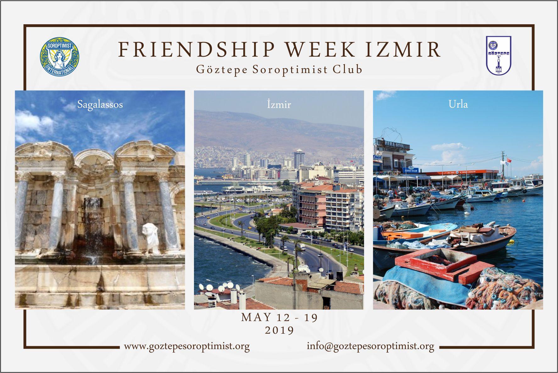 FRIENDSHIP WEEK 1